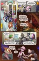 Dreamkeepers Saga page 356 by Dreamkeepers