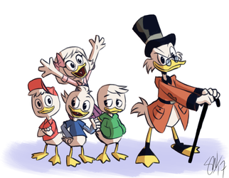Ducktales by TC-96