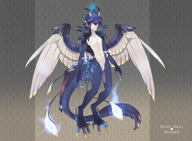 Collab Birdie Adoptable AUCTION CLOSED by BeSSeB