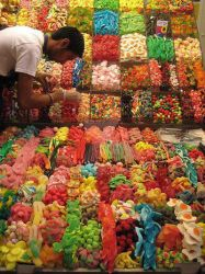 candy store by michelous