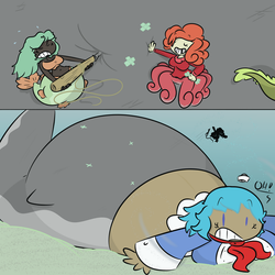 Whale of a Help by Cactus-Senpai