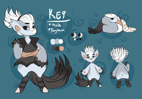Kei Ref For The Shou by XKSilver