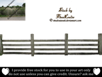 Fence png by TinaLouiseUk