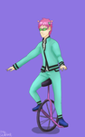 Here come dat ace boi (GIF) by MayStardust