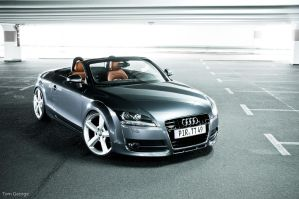 Audi TT Roadster by MX-3-Tom