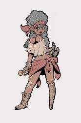 W20180805 - Pirate gurl by StMan