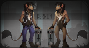 [CLOSED] Adopt Auction - KERRON by Terriniss