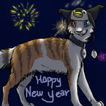New Year 2015 by SpitfiresOnIce