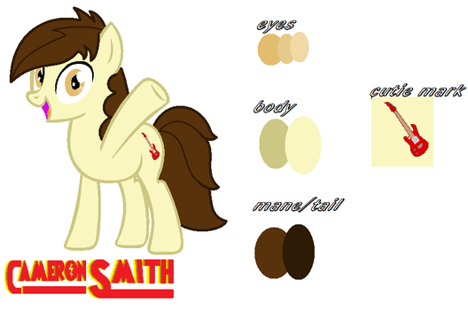 Cam Reference Sheet by cam-and-sister-paint