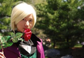 Alois Tancy by michiiyuki