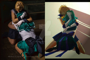 I Almost Lost You... Cosplay and Original Art by MEW21