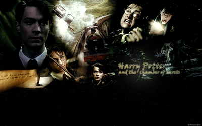Harry Potter 2 by DarknessEndless1