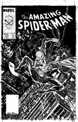 Spider-Man commission by thisismyboomstick