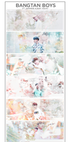 [190716] [PACK COVER] #2 [BTS] YOUTH by Only148cm