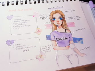 Meet The Artist | Melo by Melo-Cake