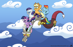 Xiaolin Ponies by BananimationOfficial