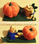 A pumpkin for Naruto | FOR SALE by MajorasMasks