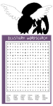 TES Beastiary Wordsearch by sunshineley
