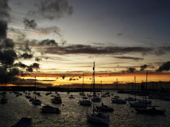 Howth Sunset 8 by superflyninja