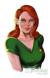 Casual Poison Ivy  by shaunriaz