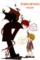 Bilbo Watson 3 : How to train your Shermaug by FlippyFaye