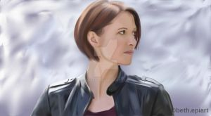 Alex Danvers Part Two by Price86