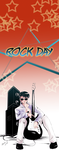 Rock Day Contest by keishajl