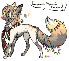 Christmas Special Auction!: CLOSED by SwashbuckIer