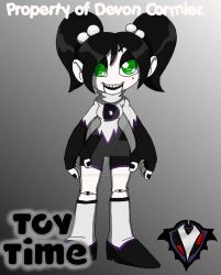 Toy Time - Dolly Dimple by PlayboyVampire
