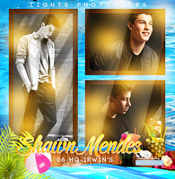 |Shawn Mendes|Photopack 05| by AthziriGomez1D