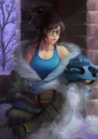 Overwatch - Mei by phamoz
