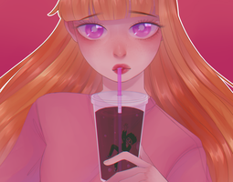 cherry soda by cenapi