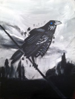 Raven by LostThyme