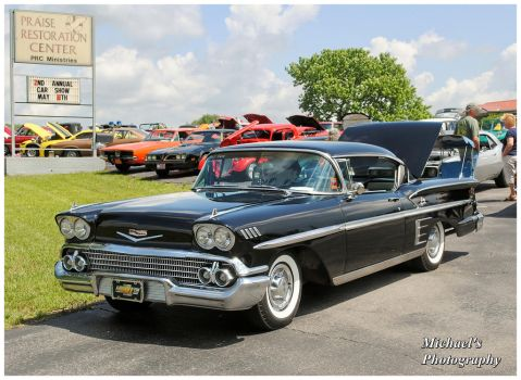 A 1958 Chevy Impala by TheMan268