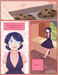 Miraculous ladybug - Unreceived PAGE 123 by Hogekys