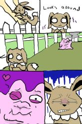 Day Care Ditto's by CrazyIguana