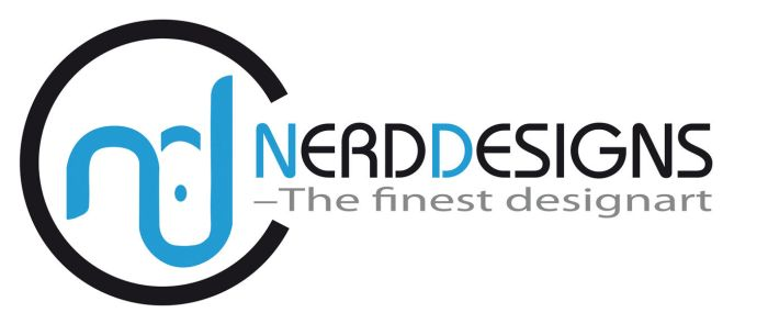 NERDDESIGNS Logo I by benjii6077