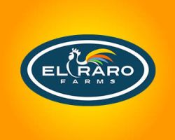 El Raro Farms Logo by blue2x