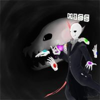 Gaster Blaster Disaster by DeAl-Right