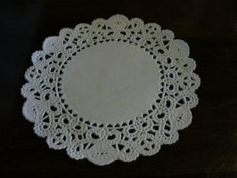 Doilies by Toranih-stock