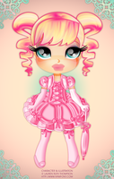 Laila Does Lolita by nymphont