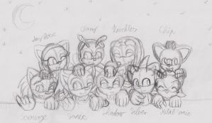 Friends are forever-sketch by Darkinga