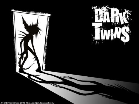 Dark Twins Wallpaper by ZombiDJ
