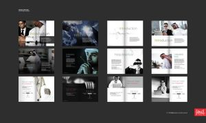 Tadawul. External Brochures by Dalash
