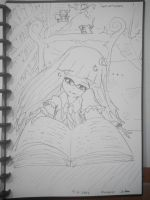 Patchouli Day~~ :3 by Kh3mm4