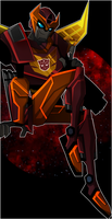 RODIMUS by ANDREAc