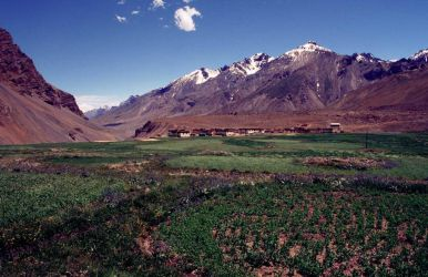 Spiti Valley by chaos-kaizer