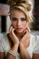 Pearls and Lace by mleitner