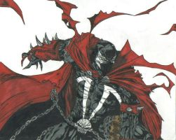 spawn 200 cover by THEGODSLAYER91