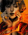 Fire by Camille-Marie